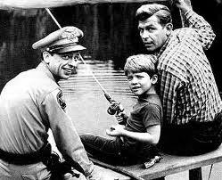 Fishing in Mayberry RFD