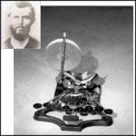 First Stenograph machine 1877