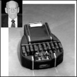 Stenograph with Ireland keyboard
