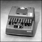 Stenograph Data Writer, early computerized machine